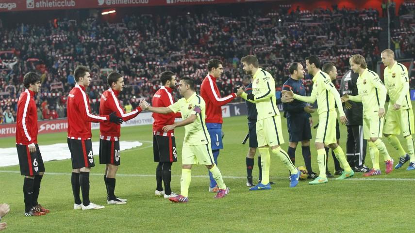 El Camp Nou acogerá la final de la Copa del Rey
