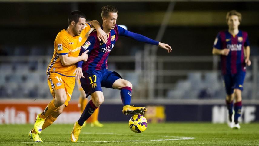 El nuevo ciclo del Barcelona B arranca con empate