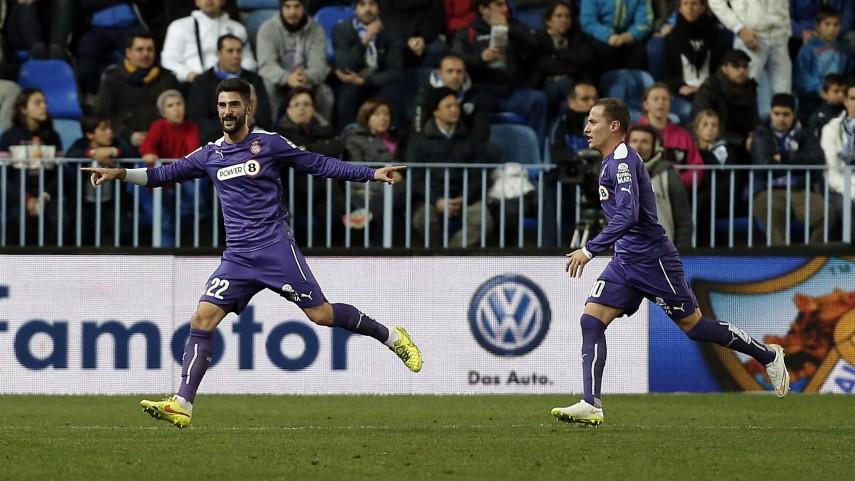 Tres puntos de oro para el Espanyol