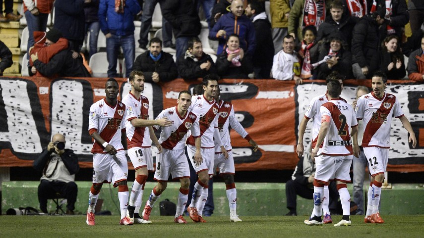 El Rayo resurge en Vallecas