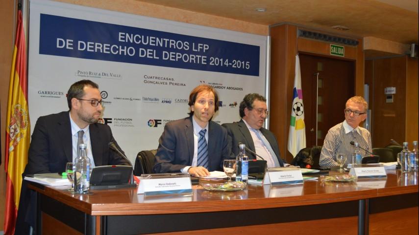 VII Encuentro LFP de Derecho y Deporte