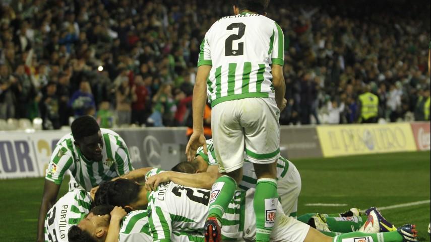 El Betis doblega al Girona