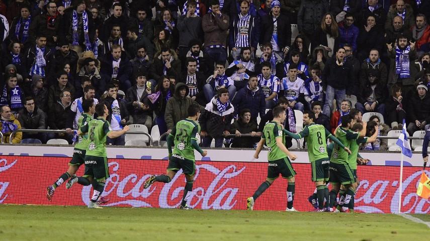El Celta firma la victoria del derbi gallego