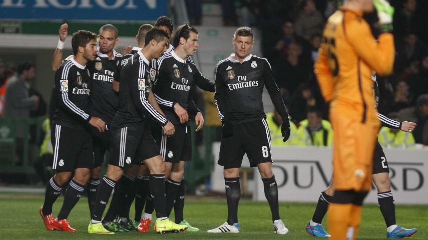 El Real Madrid se consolida en el Martínez Valero