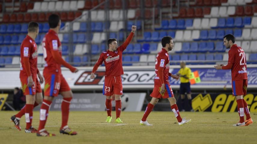 Enrich firma el empate frente al Albacete