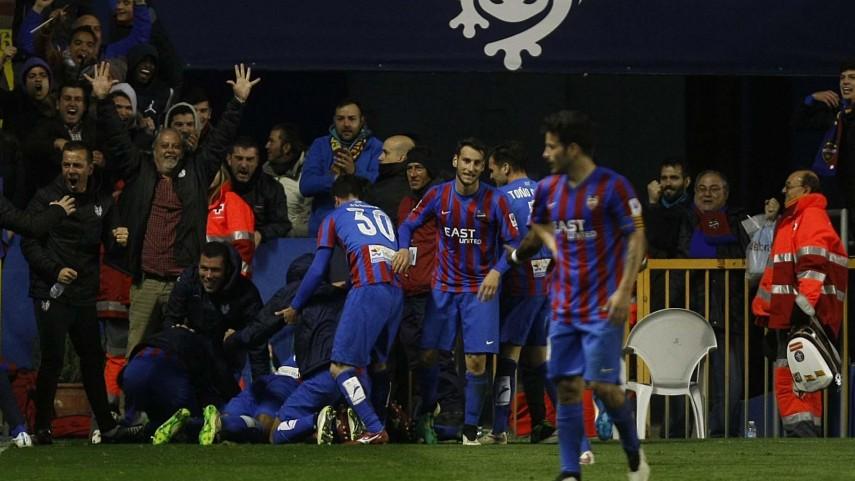 ¿Por qué a los jugadores del Levante se les llama 'granotas'?