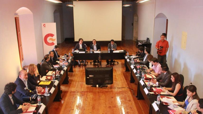 Encuentro iberoamericano en Guatemala