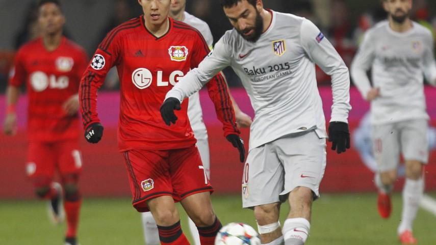 El Atlético deberá remontar en el Vicente Calderón