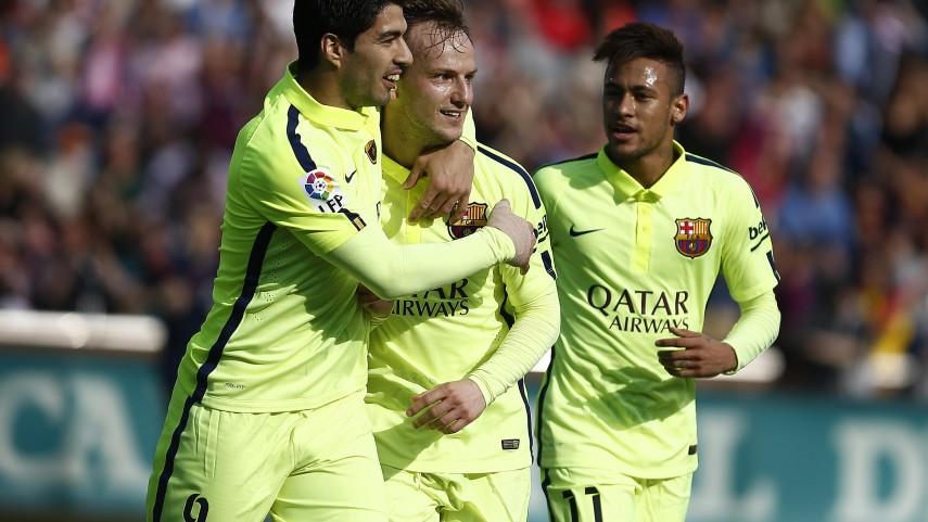 El Barcelona vuelve a sumar