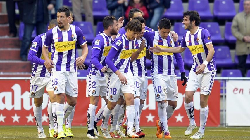 El Valladolid duerme líder de la Liga Adelante