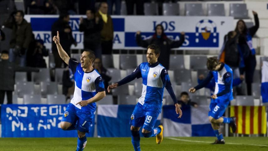 Collantes devuelve la ilusión al Sabadell