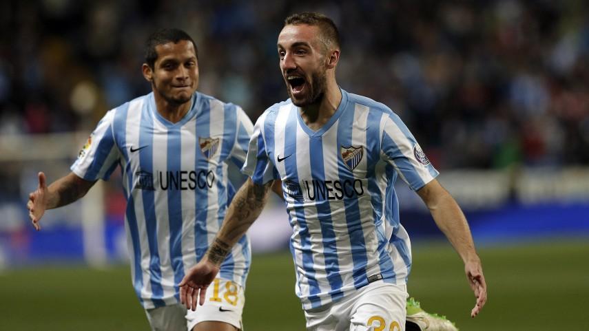 El Málaga prolonga su buen momento