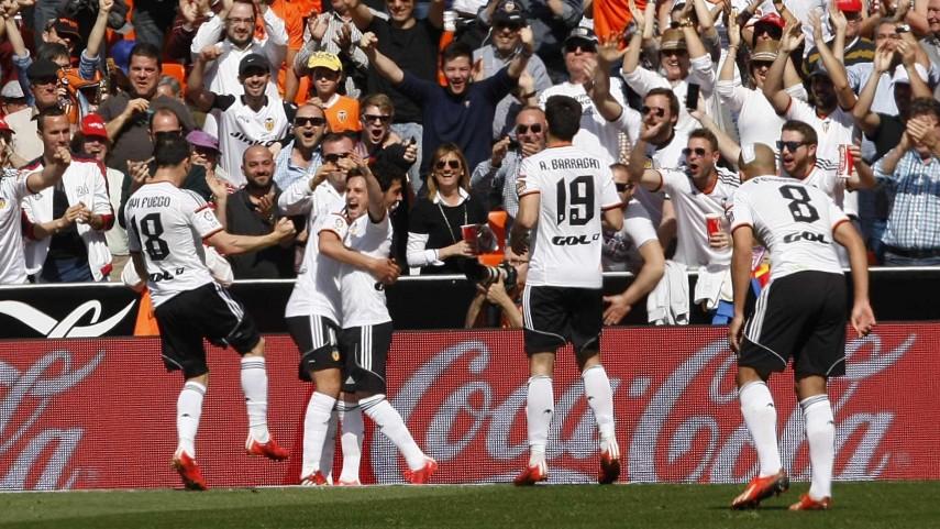 Piatti dirige al Valencia hacia un nuevo récord