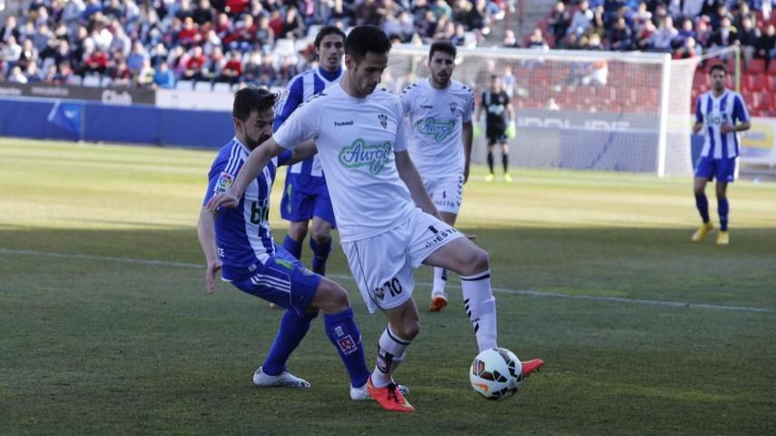 Triunfo con sabor a esperanza para el Albacete