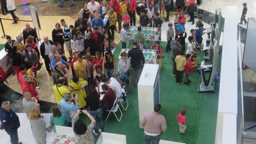 El 'Museo de La Liga' continúa su andadura en Sevilla