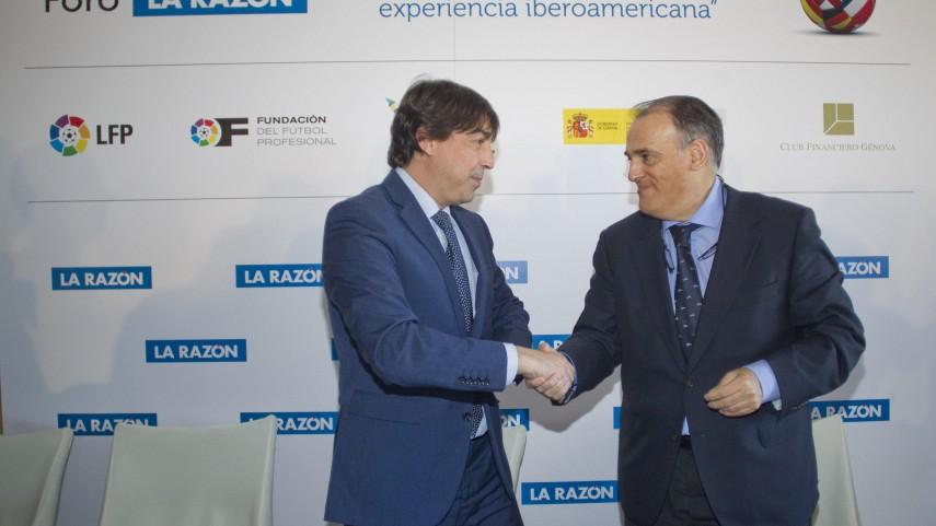 La Liga e INJUVE firman el convenio de colaboración 'Valores para ganar'