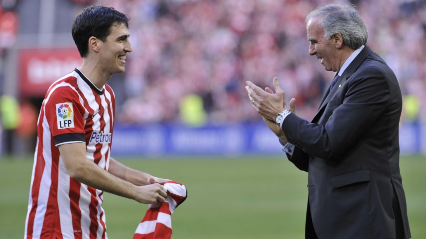 Iraola anuncia su adiós al Athletic