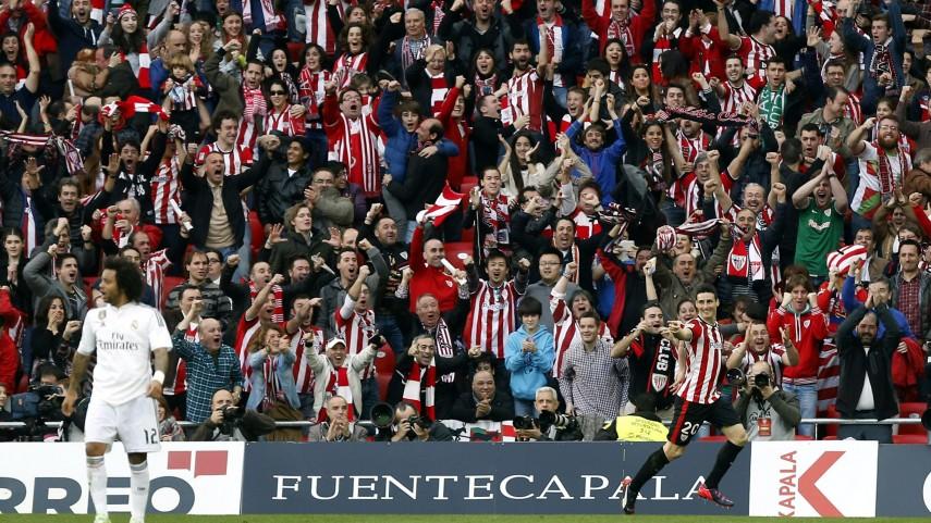 El Athletic continúa eufórico