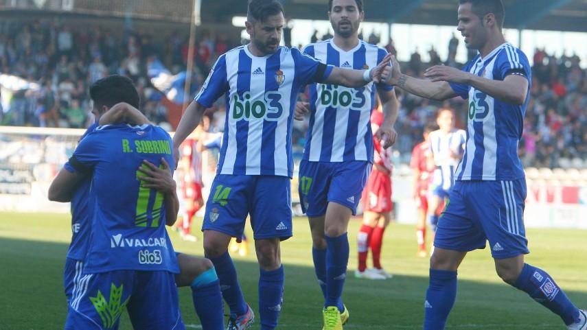 La Ponferradina oposita al play-off