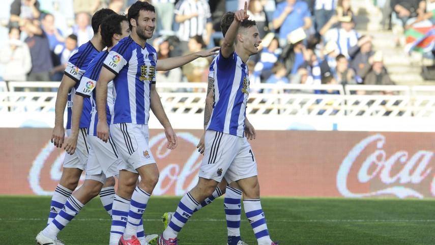 Canales aprovecha un error del Espanyol