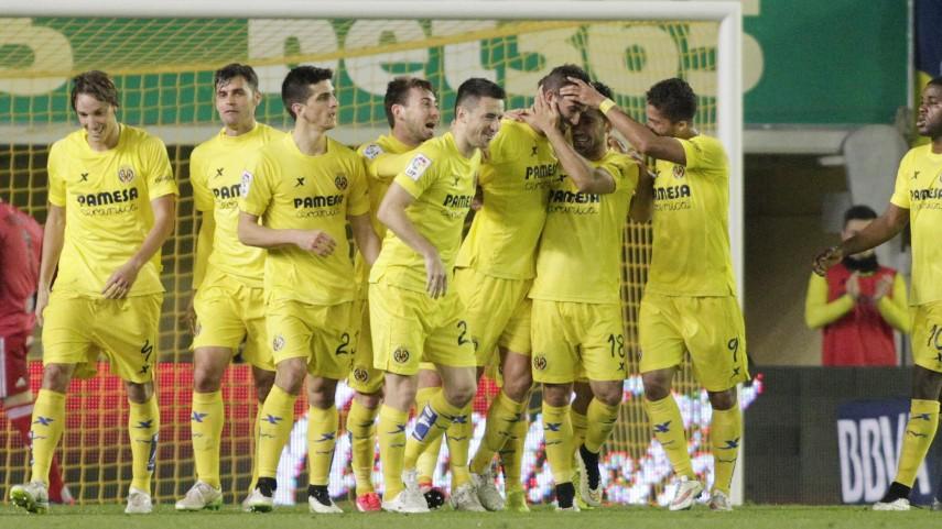 El Villarreal muestra su solidez ante el Celta