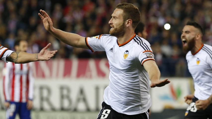 Mustafi sella el empate en el Calderón