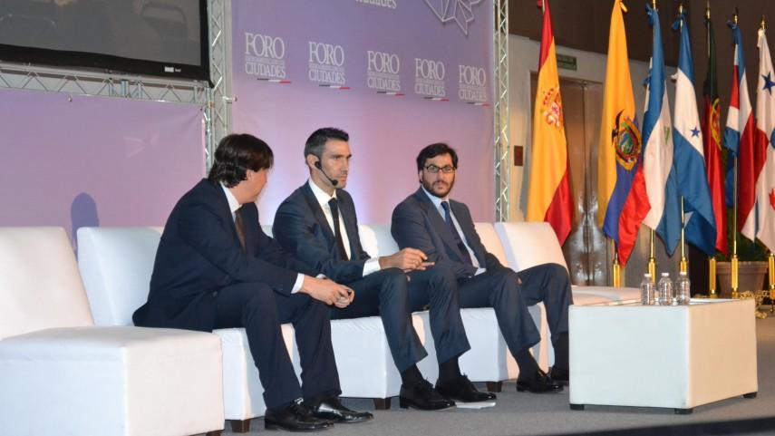 La LFP World Challenge, en el II Foro Iberoamericano de Ciudades