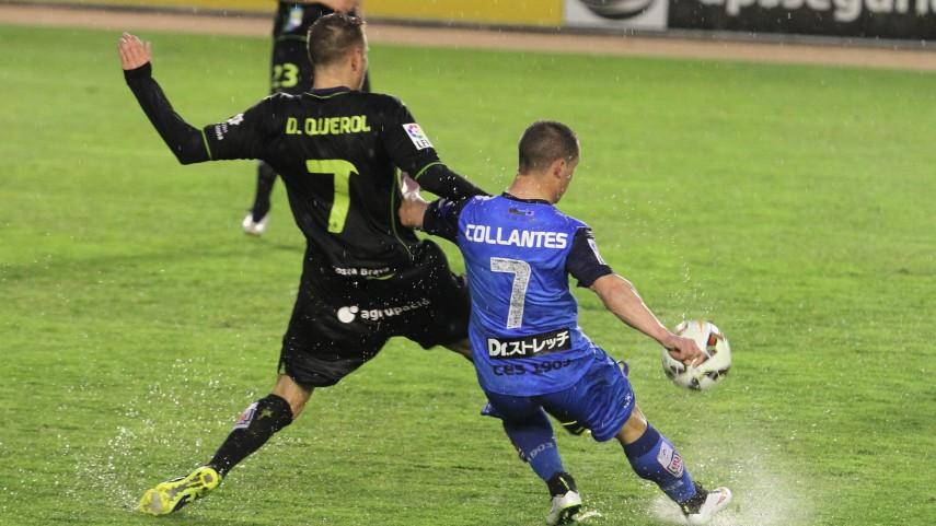 El empuje del Sabadell vale un empate