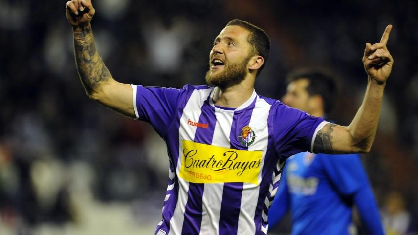 El Valladolid no da opción al Numancia