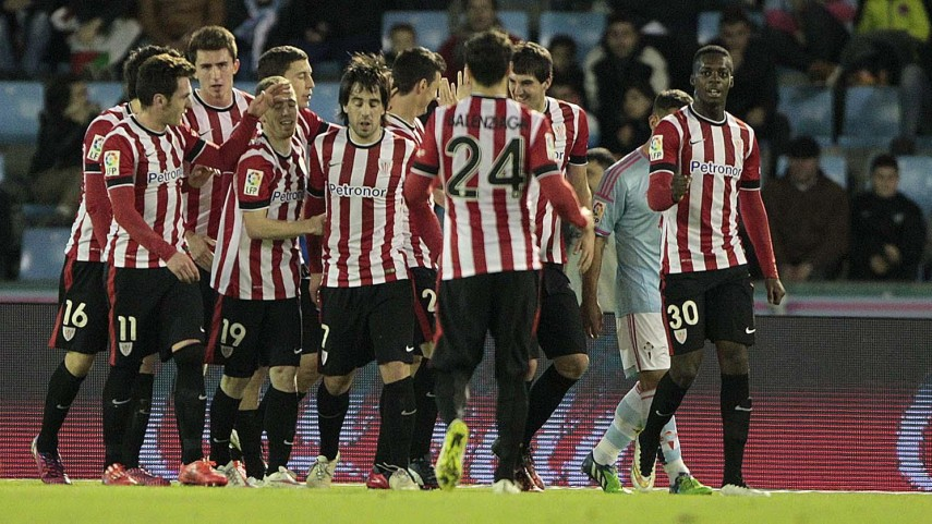El Athletic sigue en racha