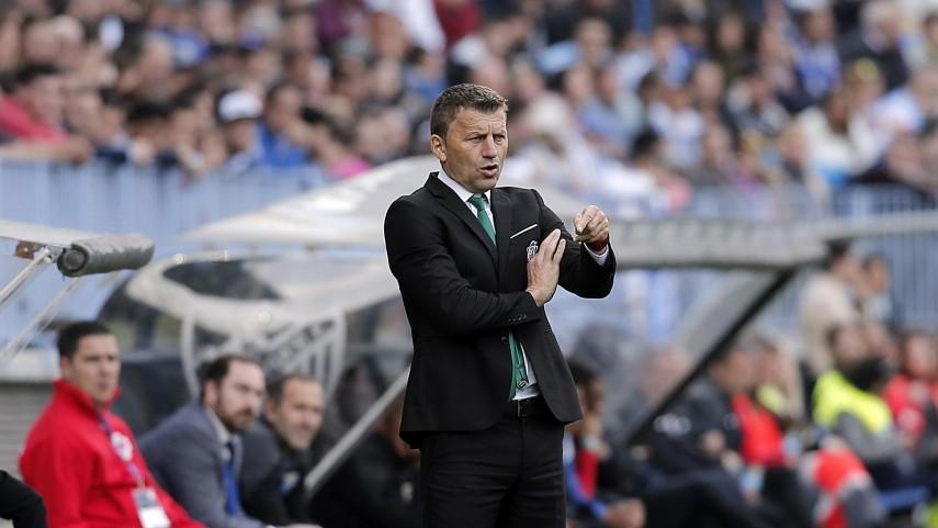 Djukić ya no es entrenador del Córdoba