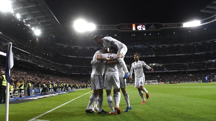 El Real Madrid vuelve a saborear el triunfo