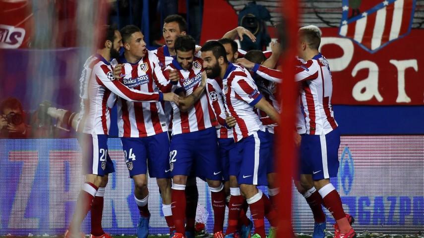 El Atlético consigue el pase a cuartos de final