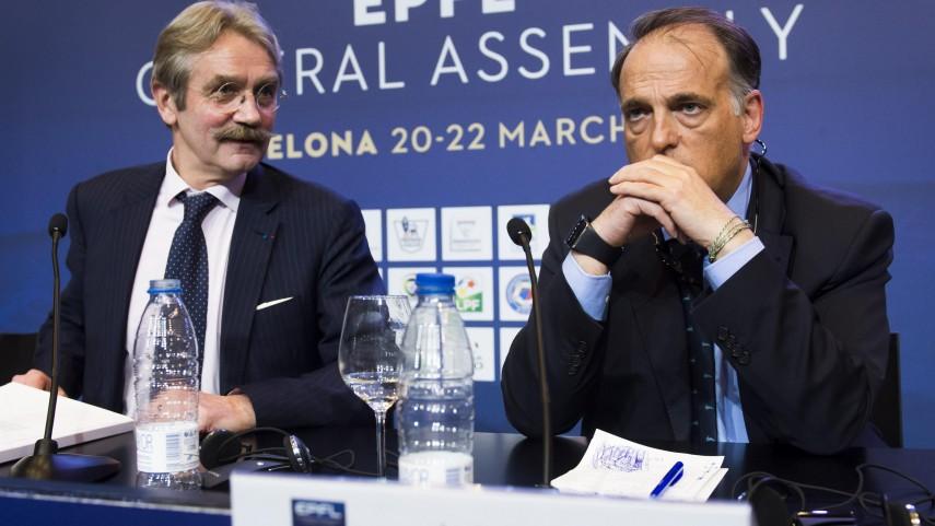 Las ligas europeas reclaman transparencia en las estructuras de la FIFA