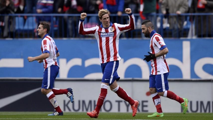 El Atlético vuelve a la senda de la victoria