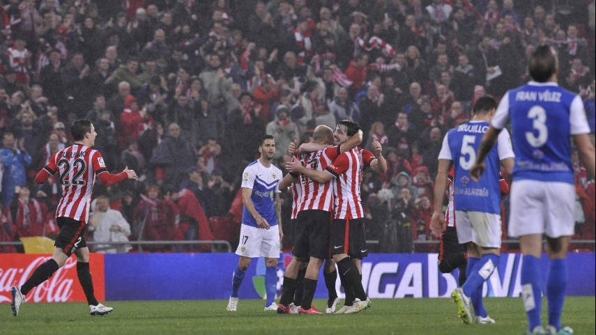 El Athletic continúa implacable