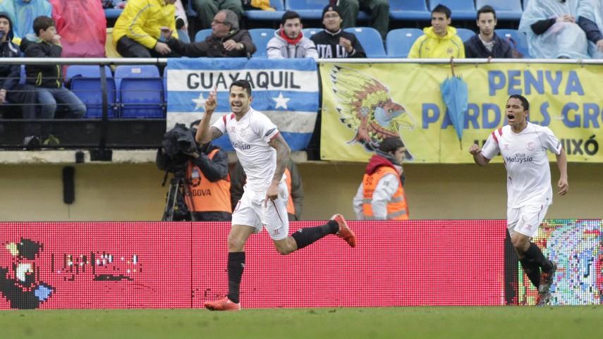 Vitolo, sevillista hasta 2019