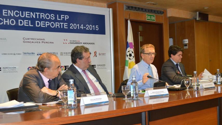 VIII Encuentro LFP de Derecho y Deporte
