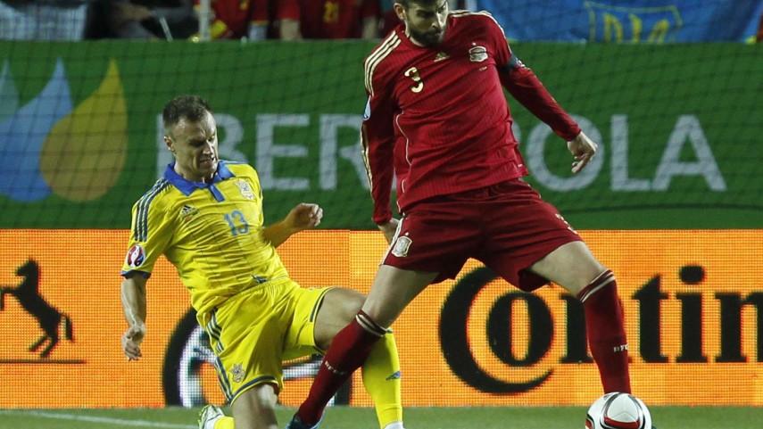 Morata le da la victoria a España
