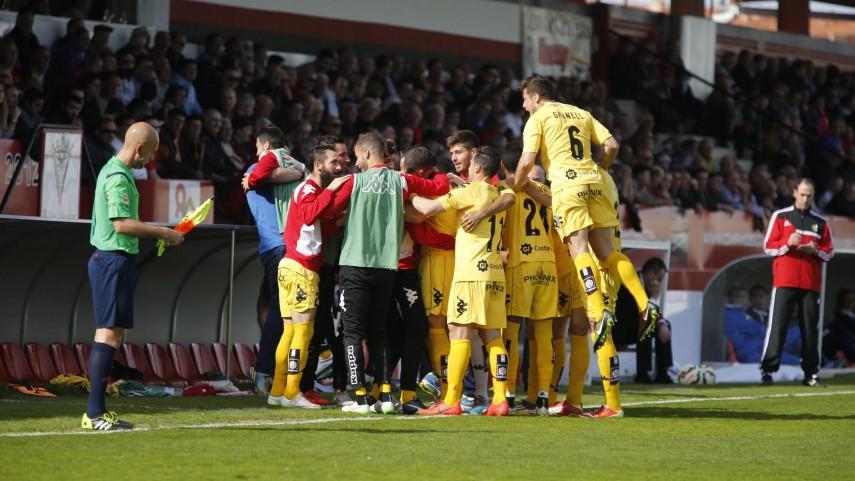 Richy devuelve al Girona a la senda de la victoria