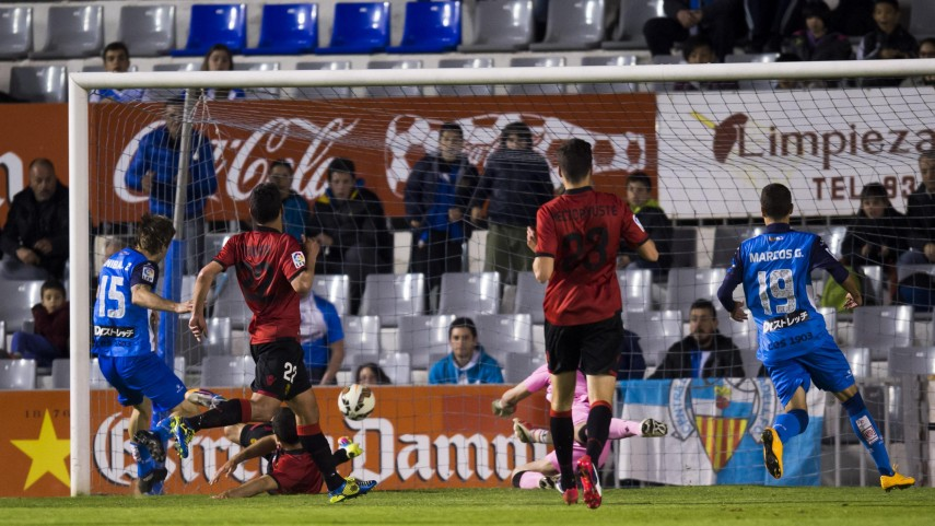El Mallorca encuentra su recompensa en el 94'