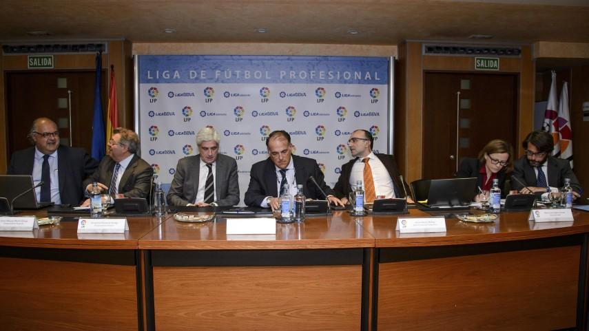 Comunicado de la Asamblea General Extraordinaria de la Liga Nacional de Fútbol Profesional