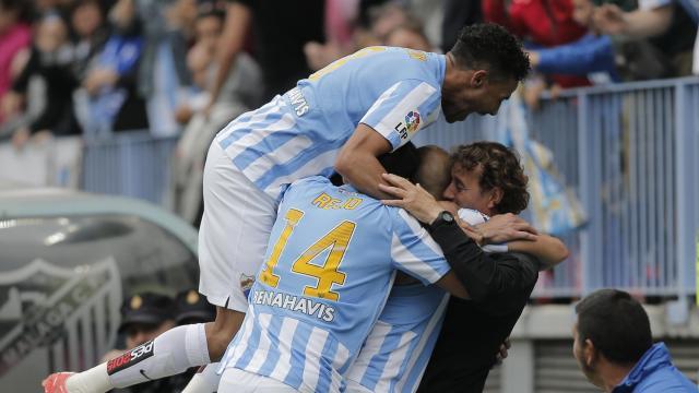 ¿Por qué a los jugadores del Málaga se les llama 'boquerones'?