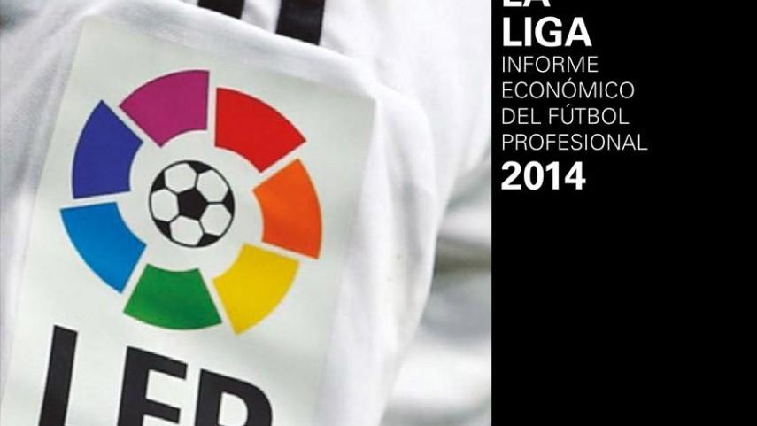 La Liga presenta la Memoria Económica de la temporada 2013-2014