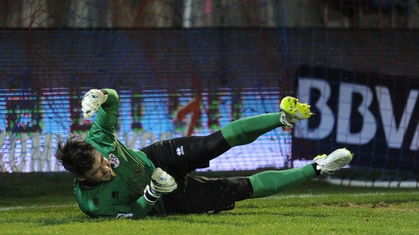 El Rayo pierde a Cristian Álvarez durante un mes
