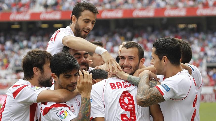 El Sevilla acecha la Champions