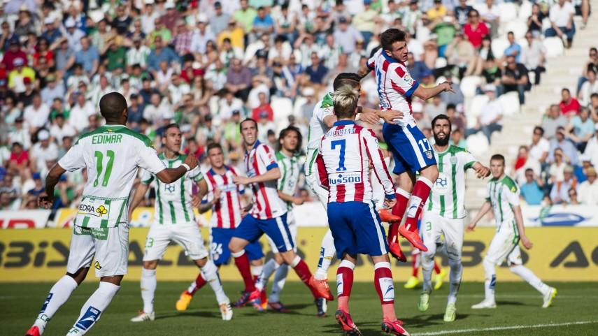 El Atlético recupera su mejor versión en el Nuevo Arcángel