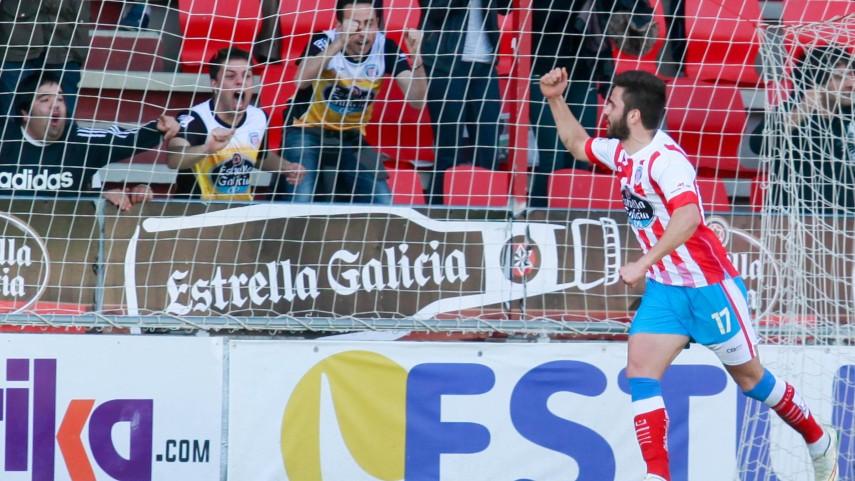 El Lugo pierde a Pelayo Novo