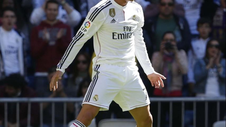 Cristiano brilla con un repóker de goles
