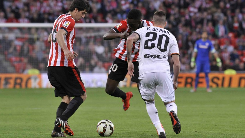 Aduriz le da un punto al Athletic